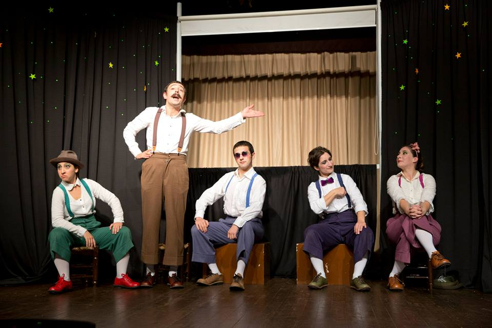 "Bogazici Performing Arts Ensemble: ""Lorca's Tragicomedy"" (På engelsk, fra 12 år)"