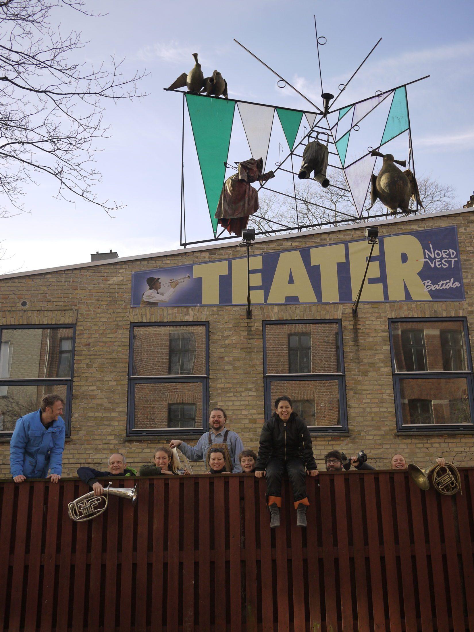 Der ligger et teater i Nordvest