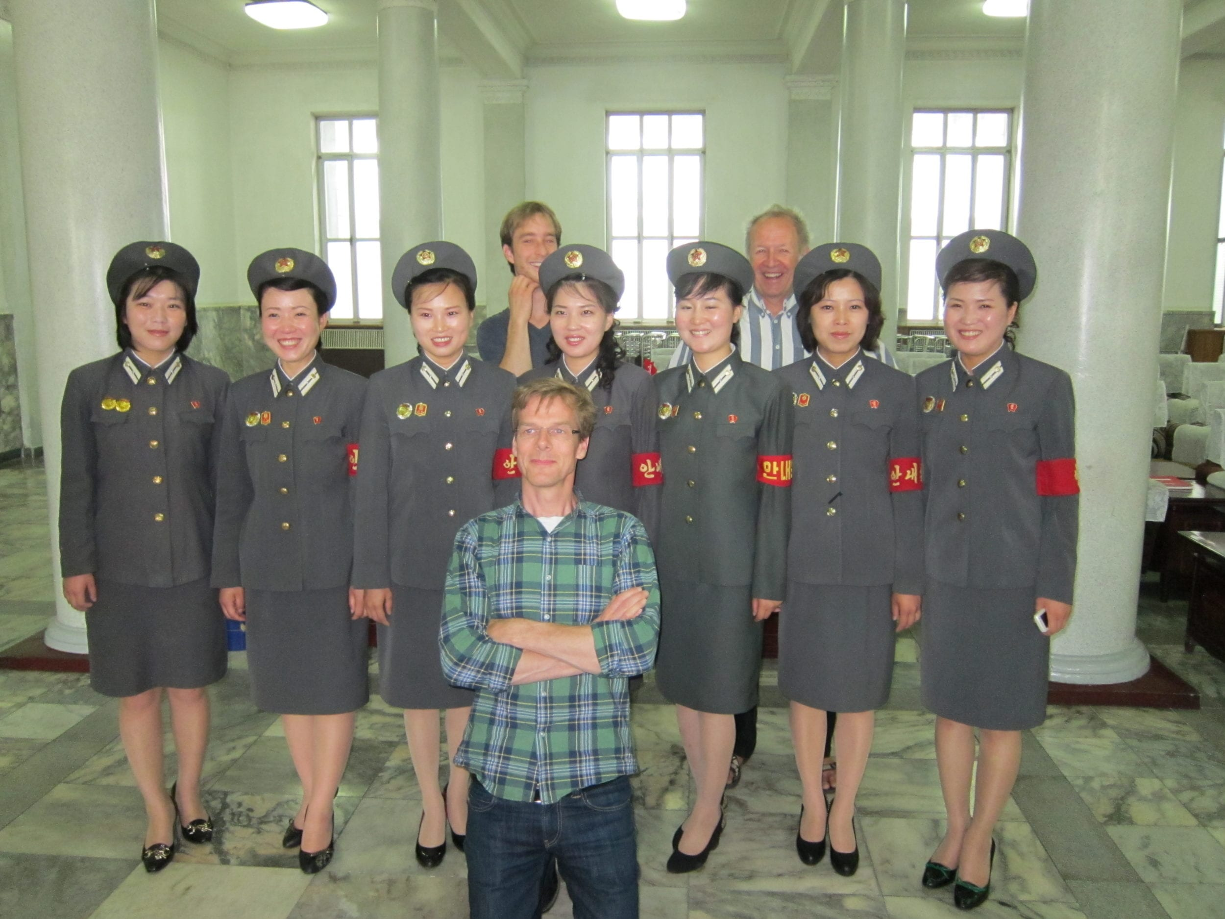 Nordkorea trækker igen overskrifter i pressen.